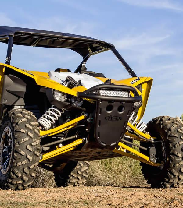 Premium ATV protective coatings